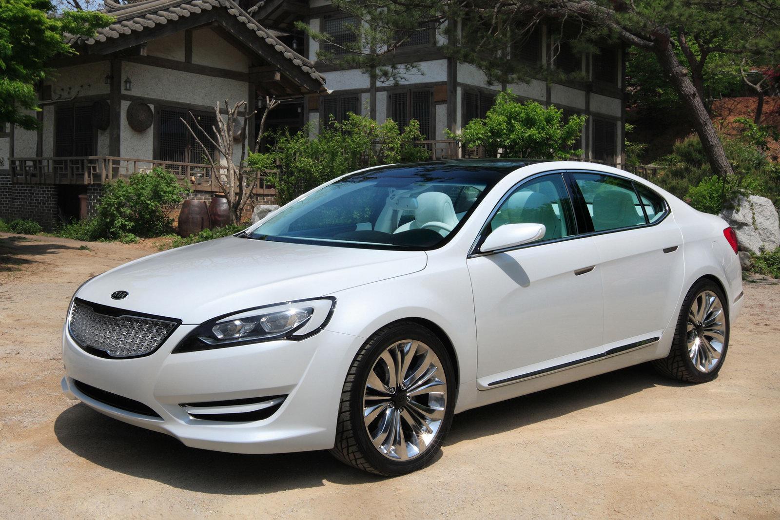 Kia Cadenza 2011 >> Kia KND-5 Concept img_3   It's your auto world :: New cars, auto news, reviews, photos, videos ...