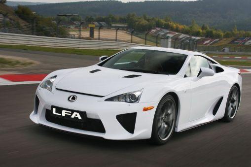 2010 Lexus LFA img_1 | AutoWorld