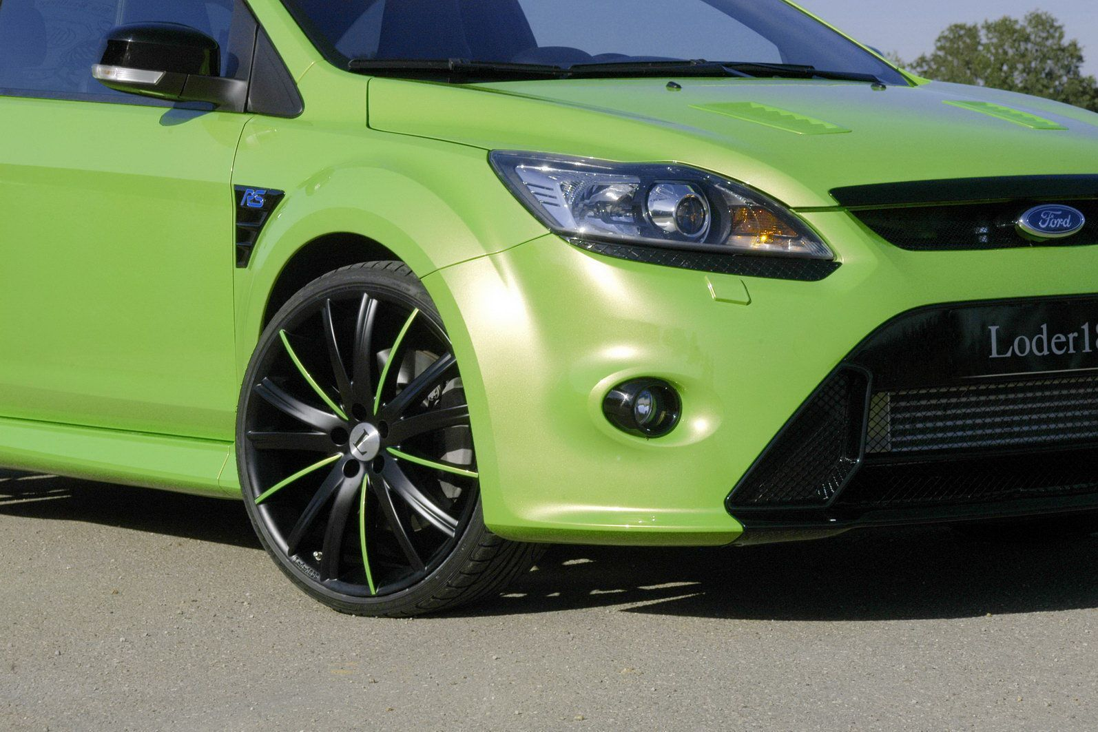 loder1899 ford focus rs tuning img 5 it s your auto. Black Bedroom Furniture Sets. Home Design Ideas