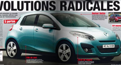 2011 Renault Clio leaked img_1 | AutoWorld