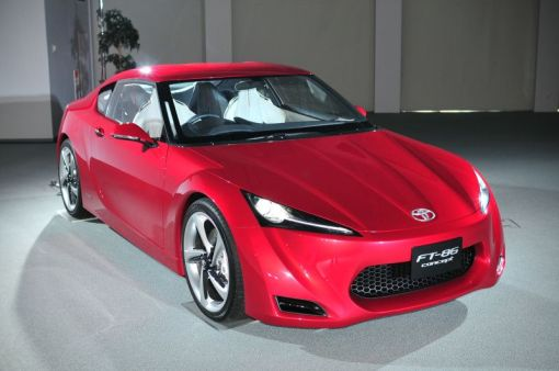 Toyota FT-86 Concept img_1 | AutoWorld