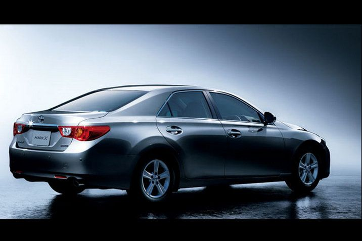Toyota MarkX Img Its Your Auto World New Cars Auto - New cars 2010