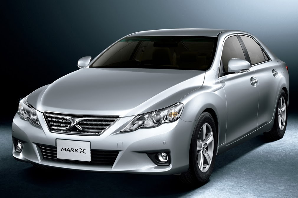 Toyota Mark X 2010 Img 4 It S Your Auto World New