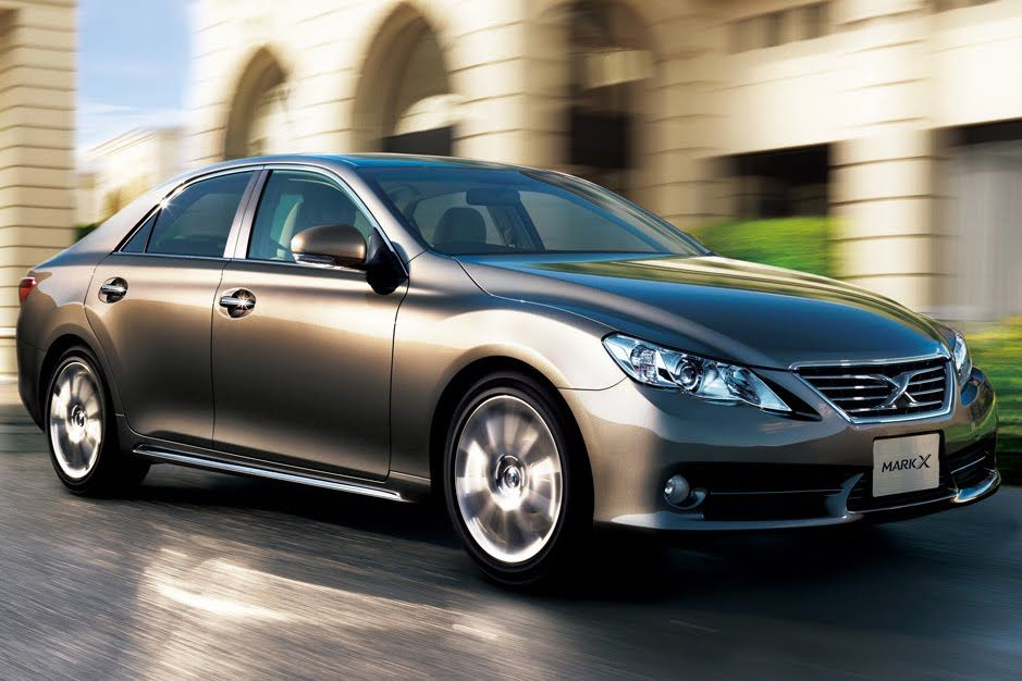 new 2010 toyota mark x sedan launched in japan details and photos it s yo. Black Bedroom Furniture Sets. Home Design Ideas