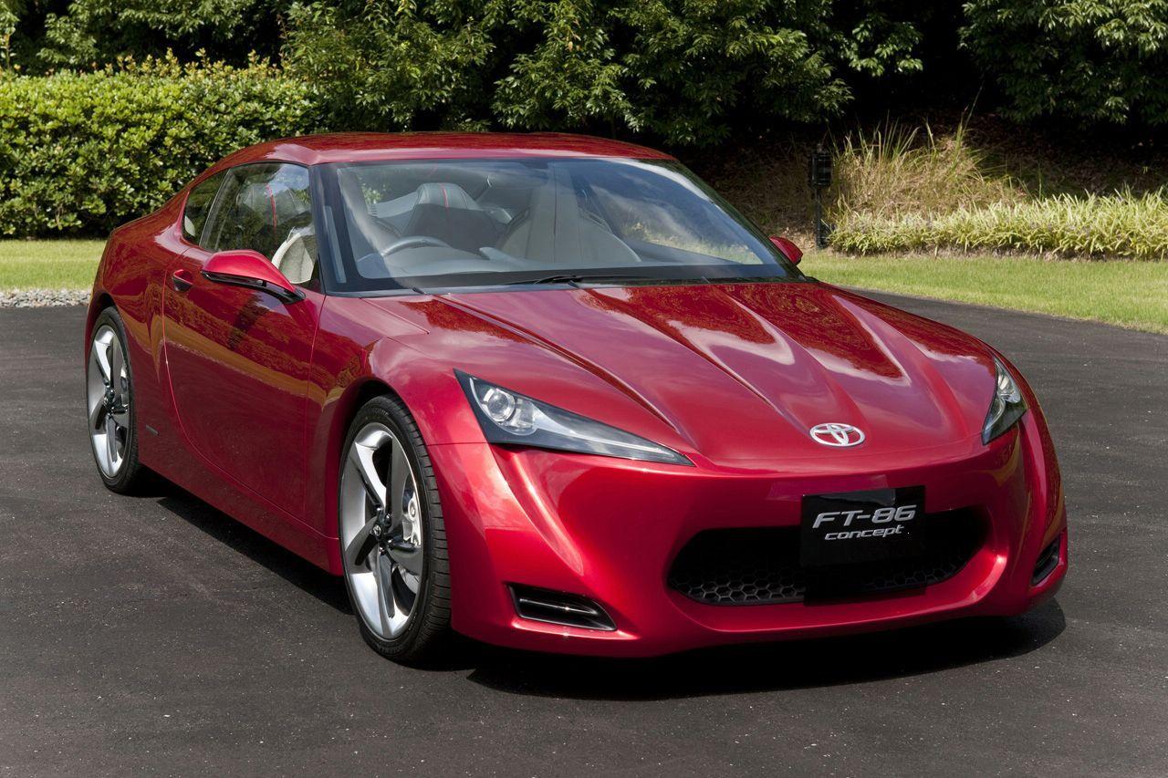 toyota subaru sport car concept