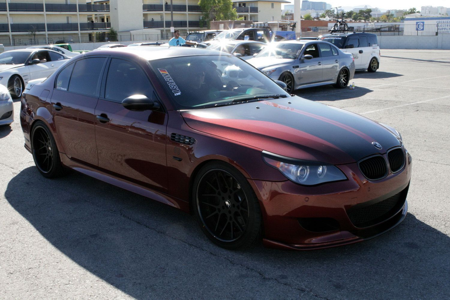 The Most Sightly Bmws At The 2009 Sema Tuning Show Photos