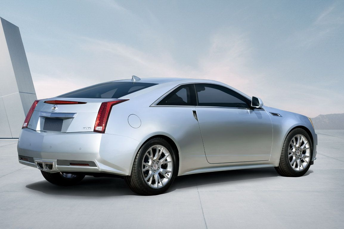 new 2011 cadillac cts coupe officially revealed details. Black Bedroom Furniture Sets. Home Design Ideas