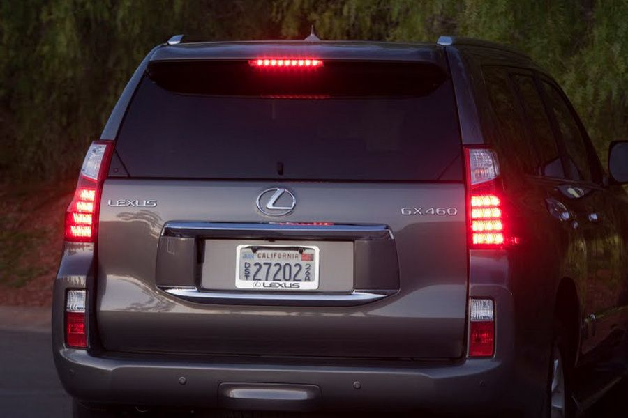 7 Seater Luxury Suv >> New 2010 Lexus GX460: First Official Photos and Details | It's your auto world :: New cars, auto ...