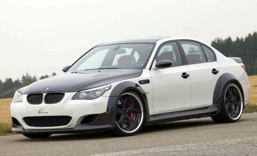 LUMMA Design CLR 730 RS based on BMW M5 E60 img_1 | AutoWorld