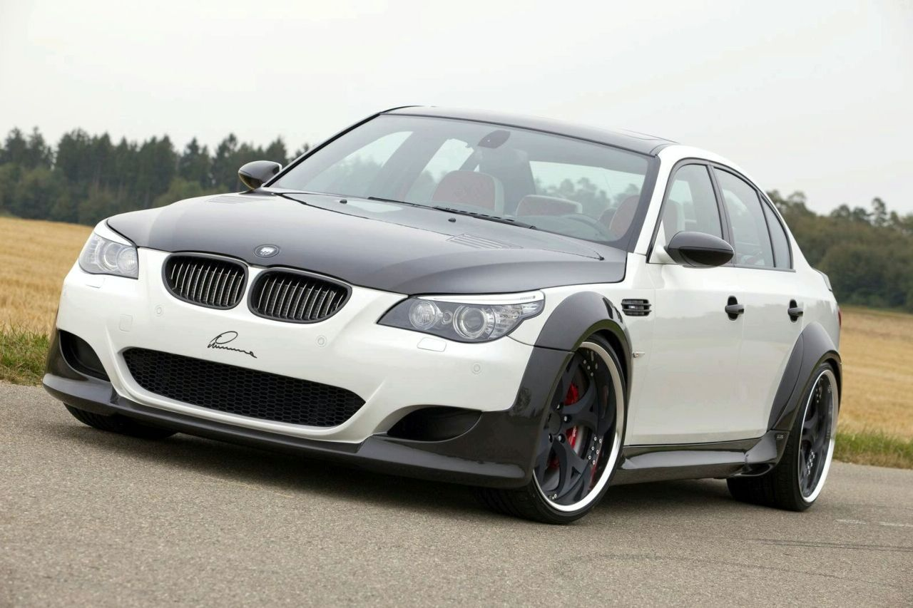 tuning lumma cls 730 rs package for the bmw m5 e60 with g. Black Bedroom Furniture Sets. Home Design Ideas