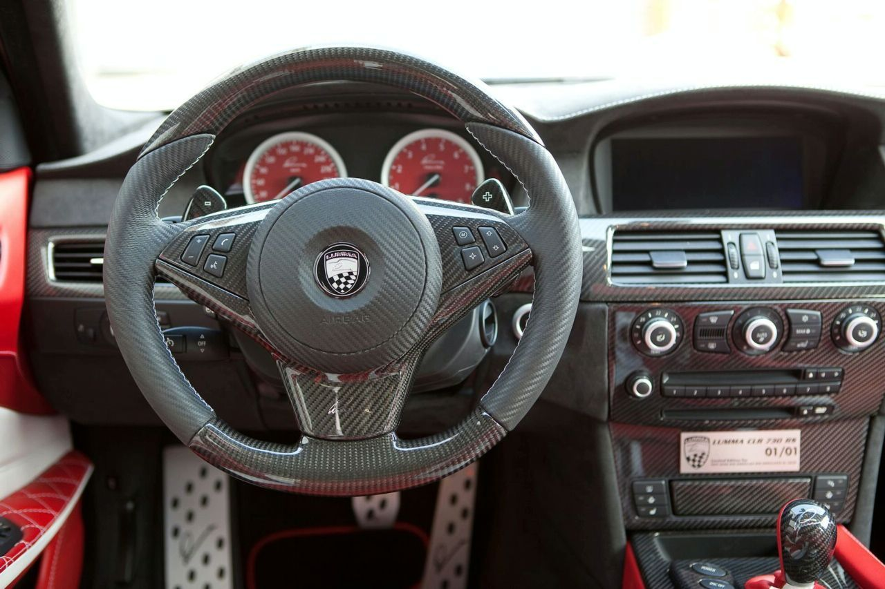 Lumma Design Clr 730 Rs Bmw M5 E60 Img 9 It S Your Auto World New Cars Auto News Reviews Photos Videos