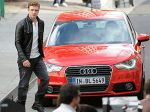 Audi A1 2011 at commercial filming with Justin Timberlake Los Angeles img_1