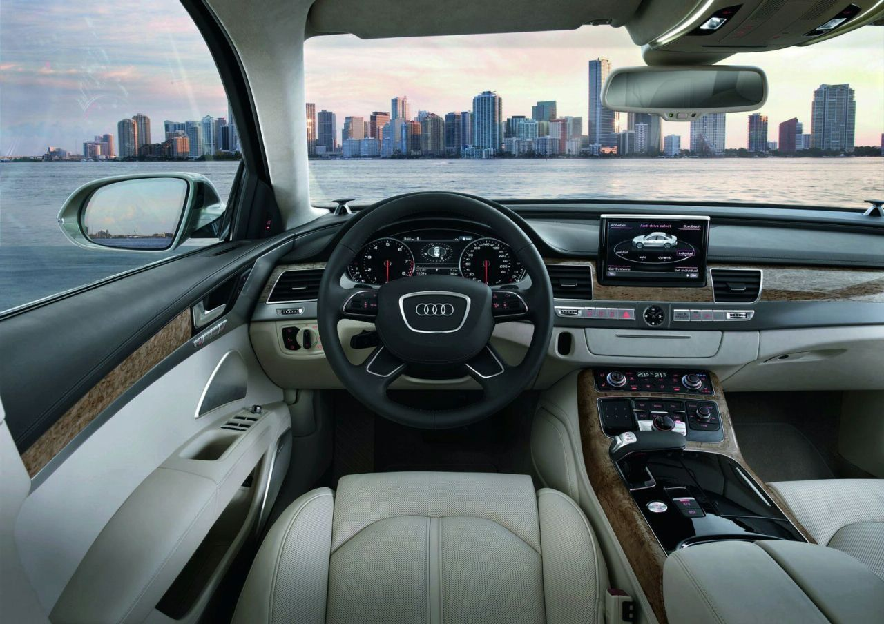 New 2011 Audi A8 Revealed Official Details Photos And Video