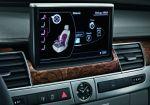 Audi A8 2011 interior img_4