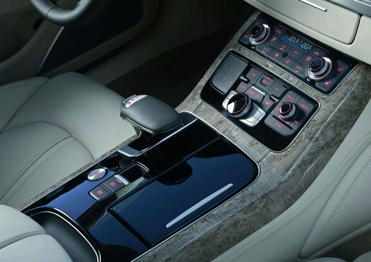 New 2011 Audi A8 Revealed: Official Details, Photos and ...