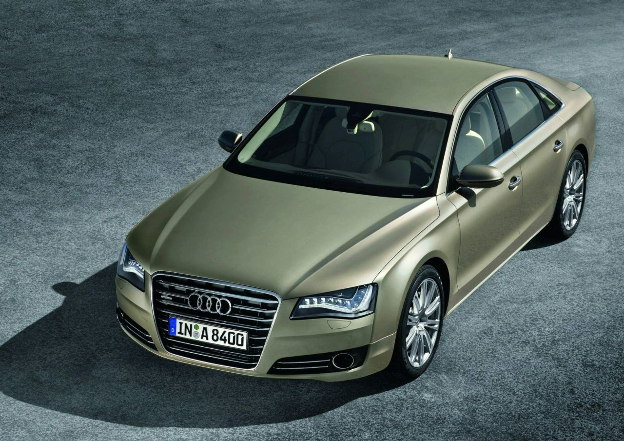 new 2011 audi a8 revealed official details photos and video it s your auto world new cars. Black Bedroom Furniture Sets. Home Design Ideas