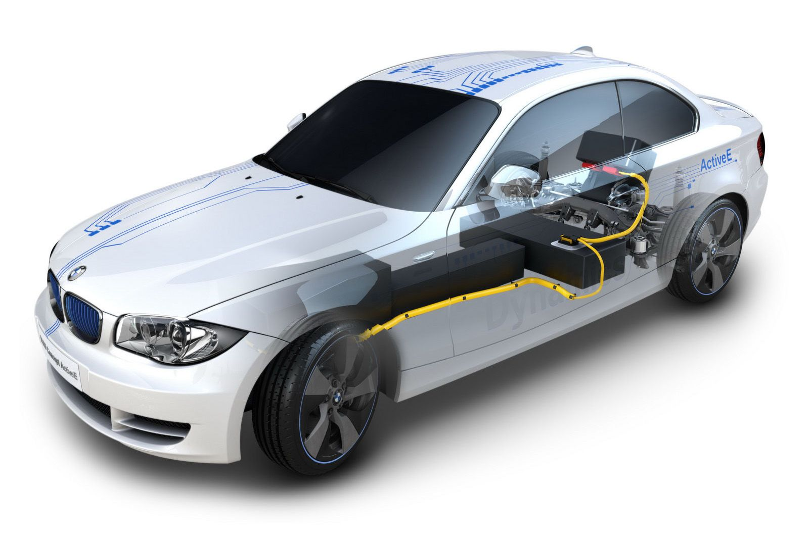 New All Electric Bmw 1 Series Coupe Revealed Details And