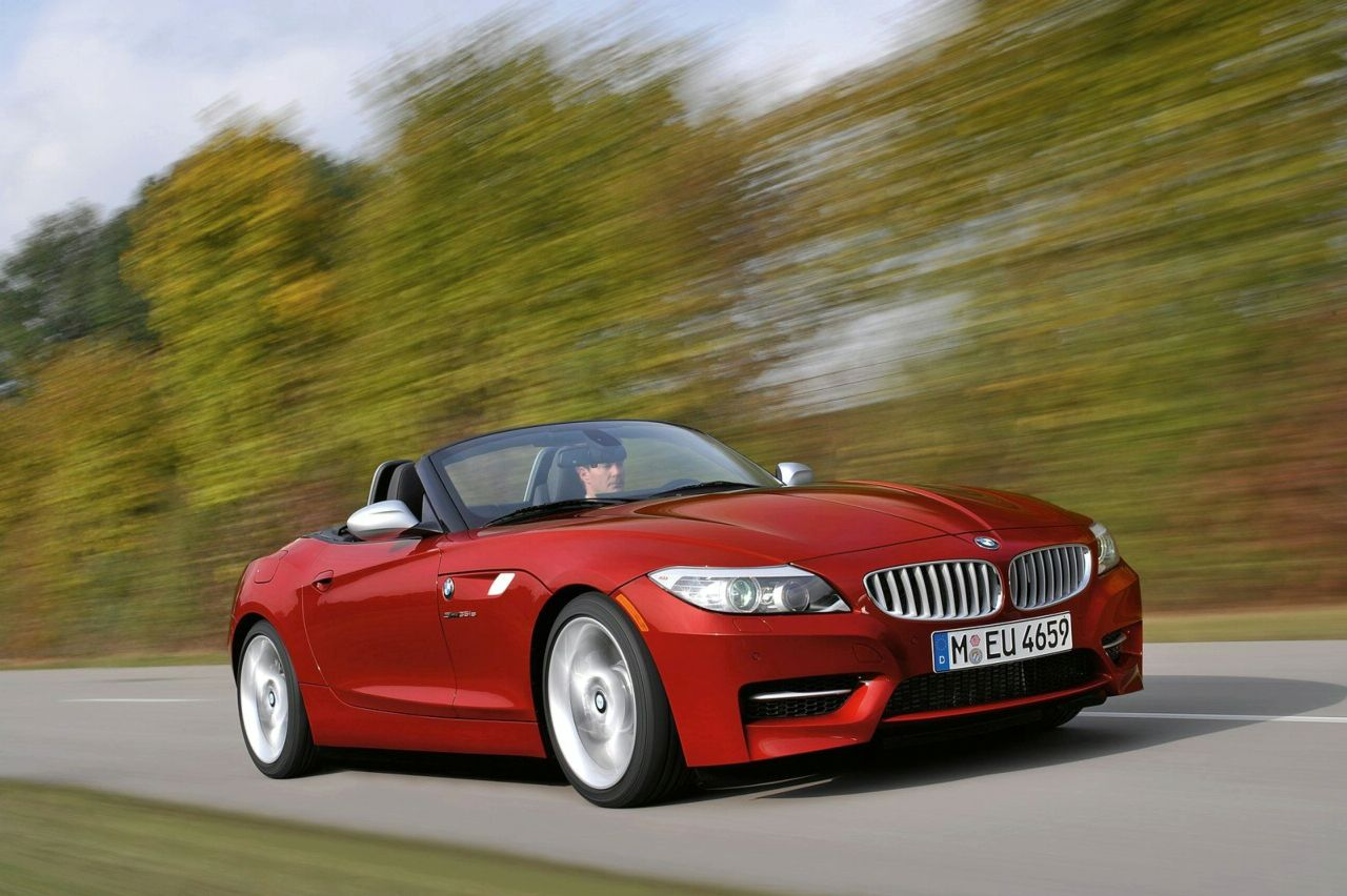 New 2011 Bmw Z4 Sdrive35is With M Sports Package Details