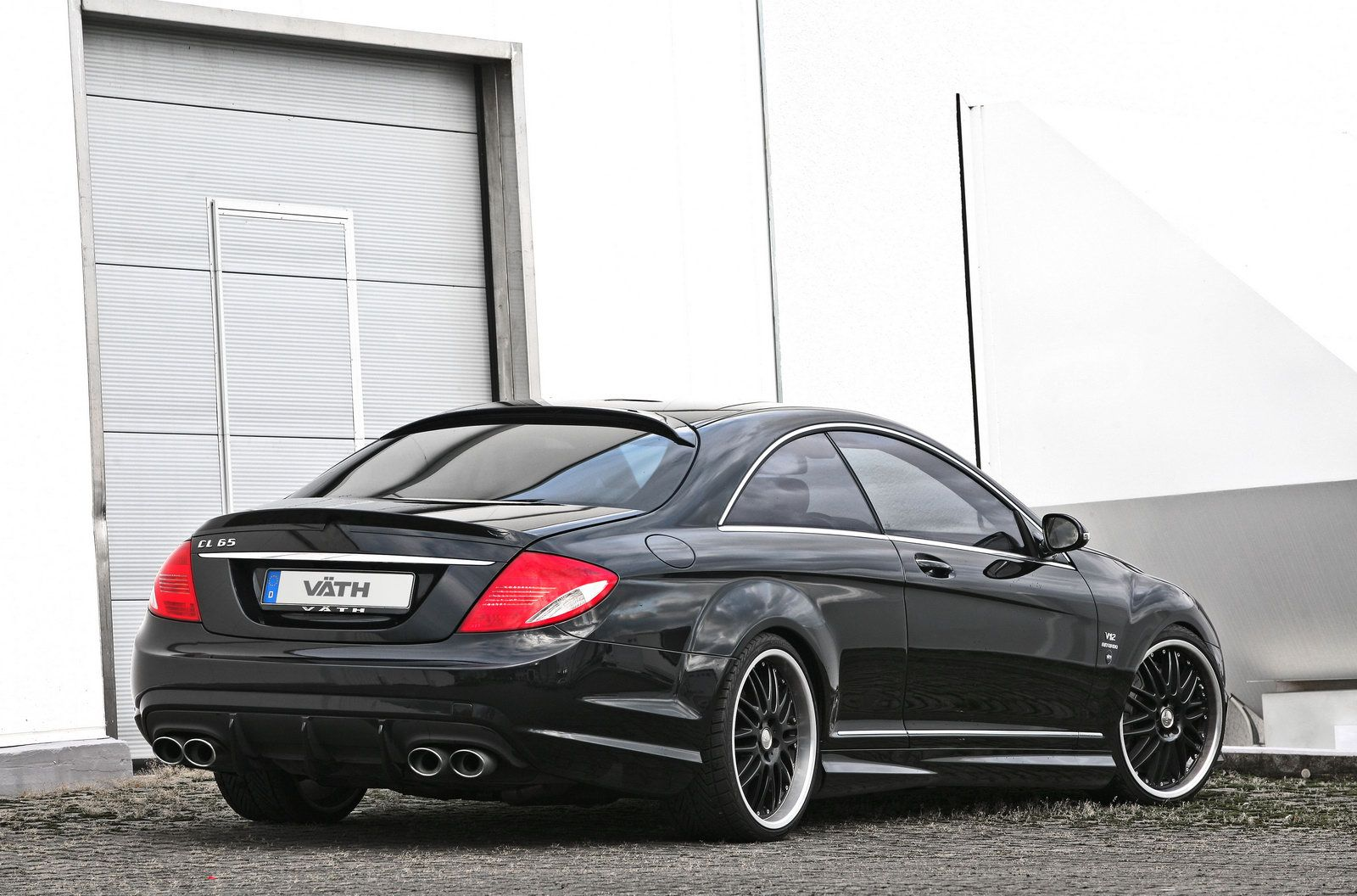 vath mercedes cl65 amg img 2 it s your auto world new. Black Bedroom Furniture Sets. Home Design Ideas