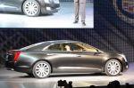 Cadillac XTS Platinum Concept sedan LIVE at Detroit img_3