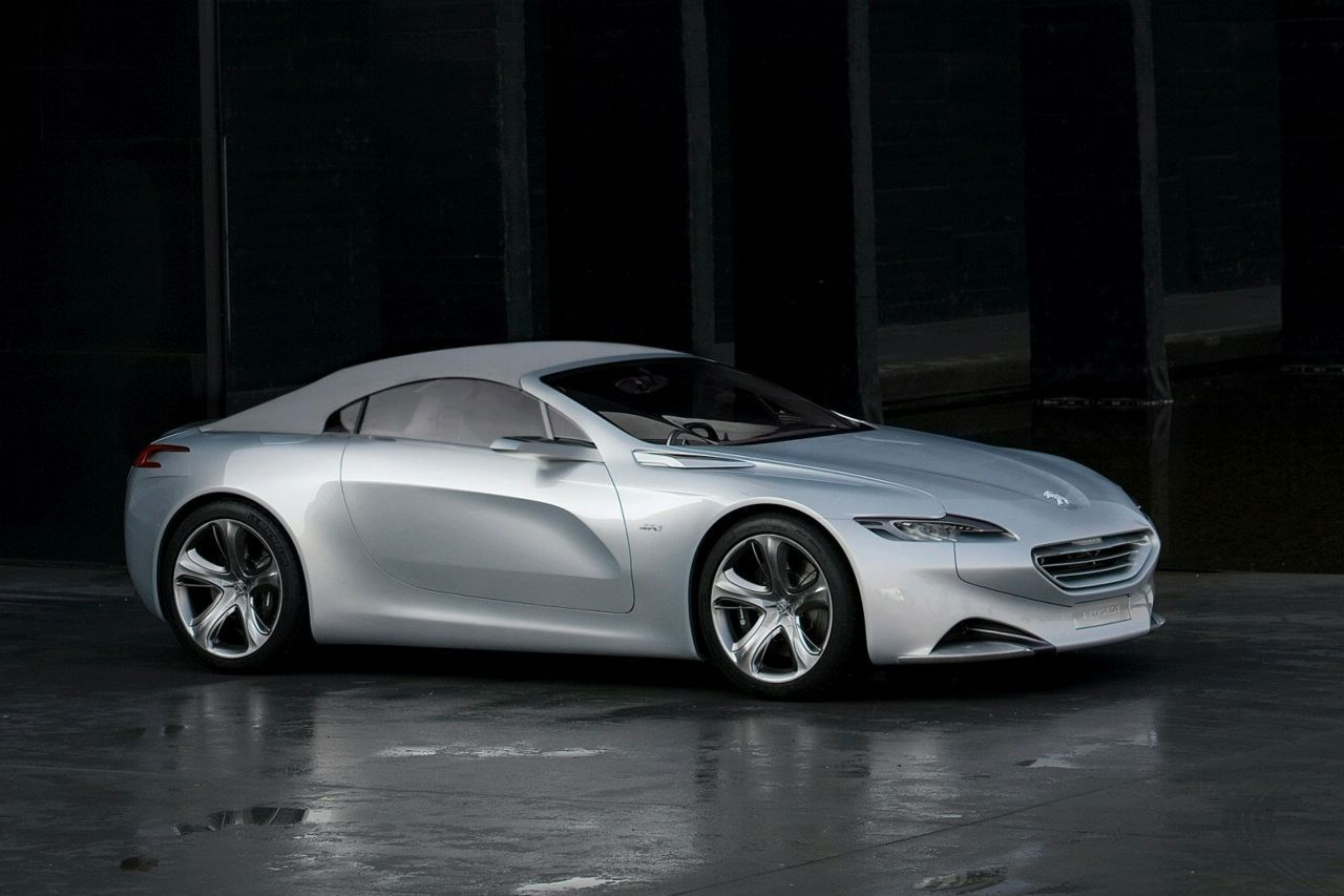 peugeot sr1 concept car img 4 it s your auto world new cars auto news reviews photos. Black Bedroom Furniture Sets. Home Design Ideas