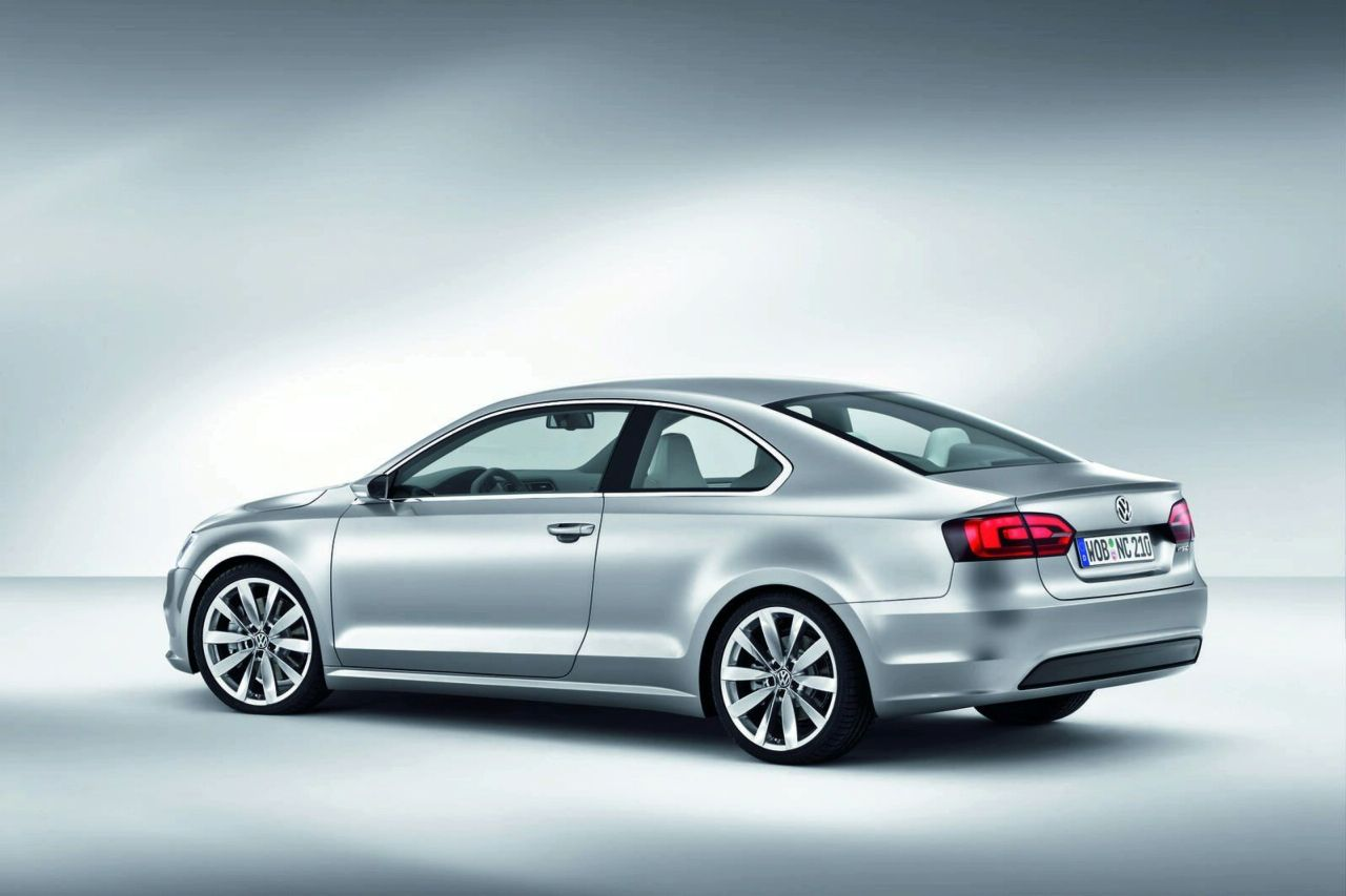 Volkswagen New Compact Coupe Concept Revealed (details and ...