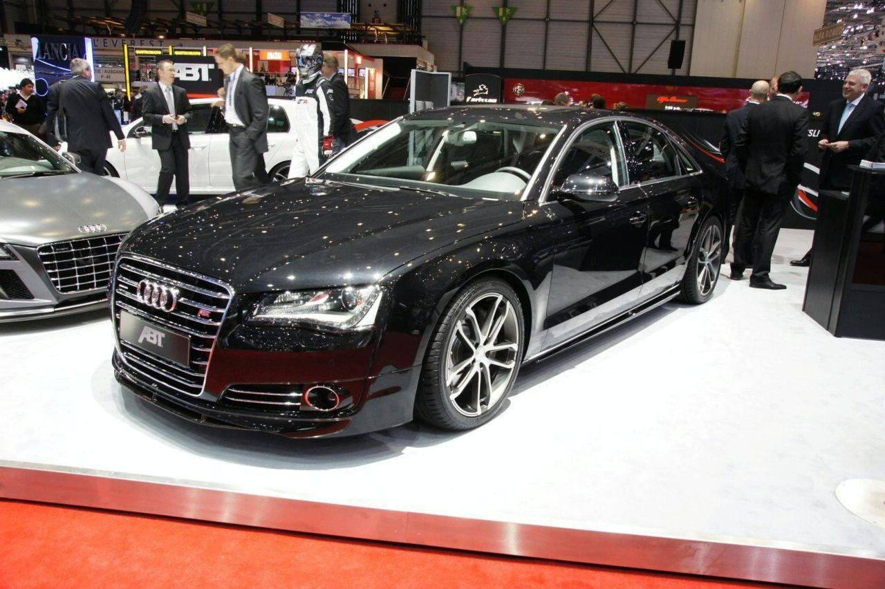at the Geneva Motor Show.