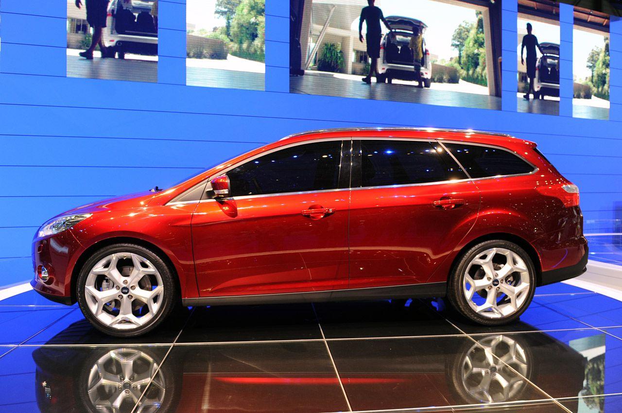 Ford Focus (Форд Фокус) - цена, отзывы, характеристики ...