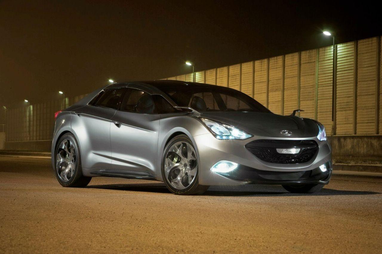 New Hyundai I Flow Hed 7 Hybrid Concept Revealed In Geneva