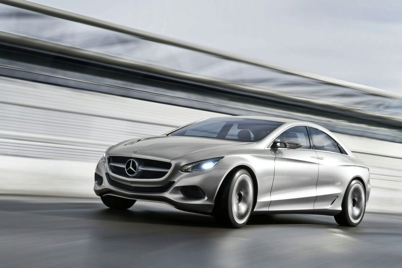 New Mercedes F800 Style Concept Revealed Details And Photos