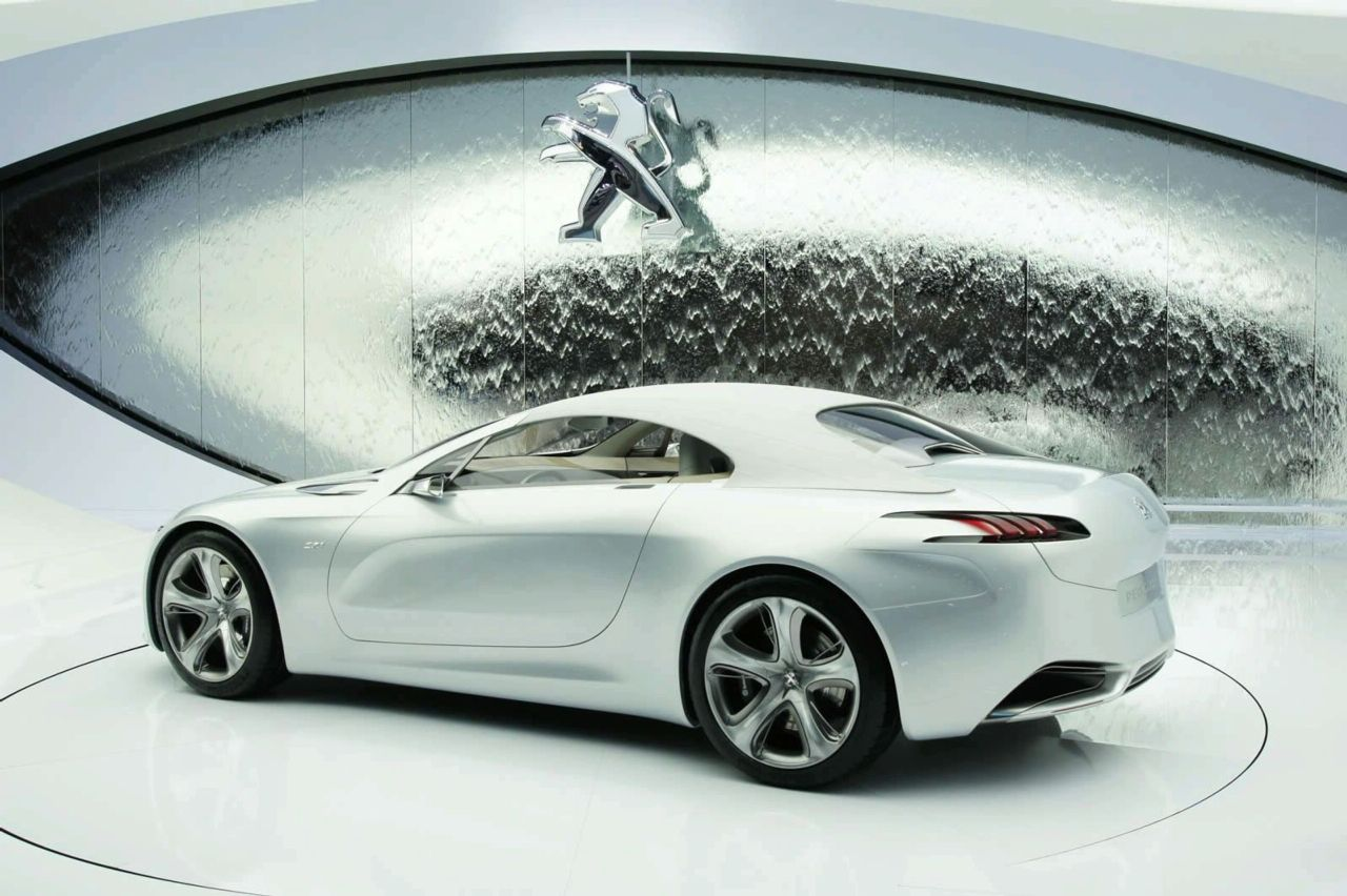 By peugeot and sr1 concept revealed at 2010 geneva motor show
