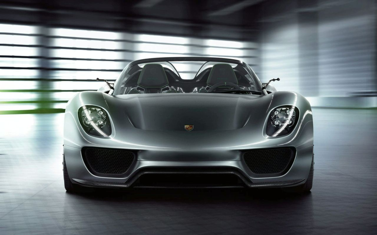 porsche 918 spyder hybrid concept img 13 it s your auto. Black Bedroom Furniture Sets. Home Design Ideas